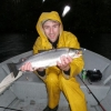 Peter C - not a fair weather fisherman